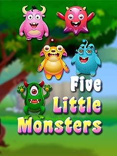 Five Little Monsters