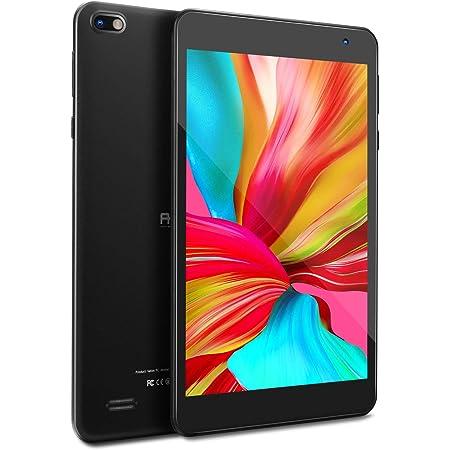 AEEZO Tablet 7 inch - Android 10 Tablets, 1080P FHD Display, 2GB RAM, 32GB Storage, Quad-Core Processor, 2MP+5MP Camera, Wi-Fi, Bluetooth, Black