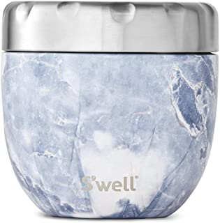S'well Stainless Steel Bowls-21.5 Oz Triple-Layered Vacuum-Insulated Containers Keeps Food and Drinks Cold for 11 Hours an...