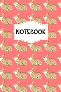 Notebook: 110 Lined Pages | 6 x 9 Inches | College-Ruled Notebook, Dairy, Planner or Journal | Birthday or Christmas Gift Idea