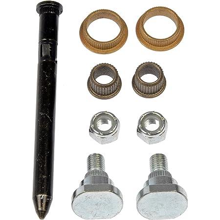 Dorman Door Hinge Pin /& Bushing Mount Kit Pair for Buick Cadillac GM Pontiac