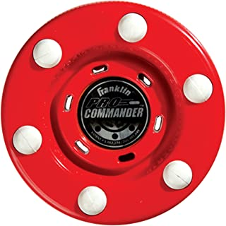 Franklin Sports Street Hockey Puck - NHL - Pro Commander Puck
