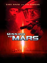 cast of mission to mars