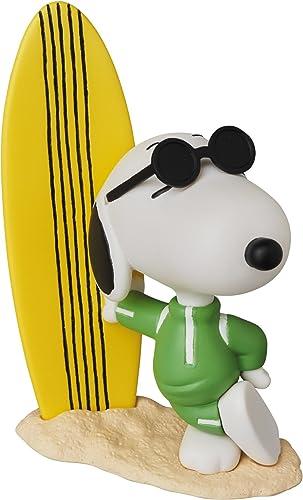 Medicom Peanuts UDF Series 8 Mini Figure Joe Cool Snoopy & Surfboard 9 cm
