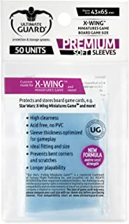 Ultimate Guard X-Wing Premium Game Sleeves (50 Pack)