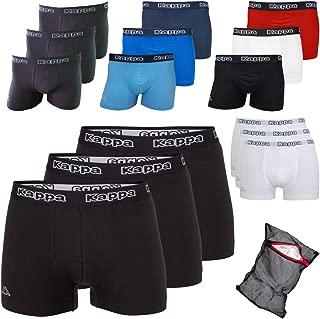Schiesser 95//5 Pantaloncini Mutande 4 5 6 7 8//S M L XL XXL UOMO CONFEZIONE DOPPIA