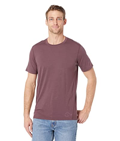 Smartwool Merino 150 Base Layer Short Sleeve (Light Woodsmoke) Men