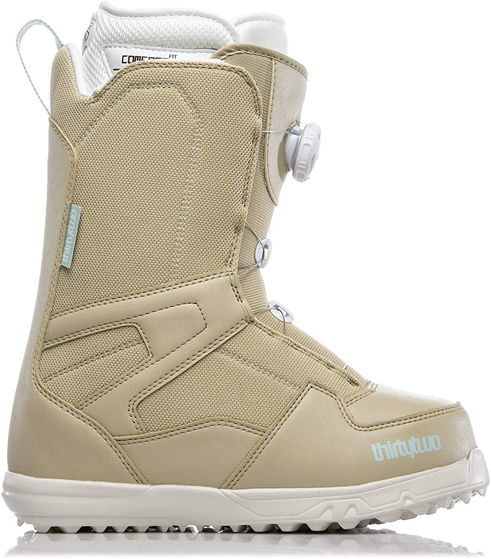 2620a6a6860 Thirtytwo Shifty Boa Women's '18 Snowboard Boots, Tan, 8 nqsagc1191 ...