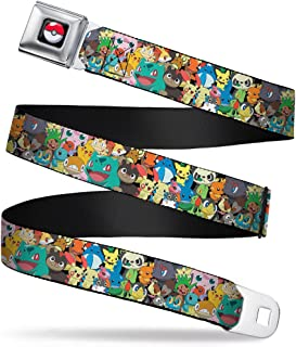 pokemon belt buckle