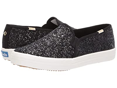 Keds x kate spade new york Double Decker (Black) Women
