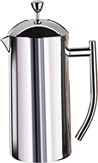 Café Stal CMD-08MS Cafetiere, Stainless Steel