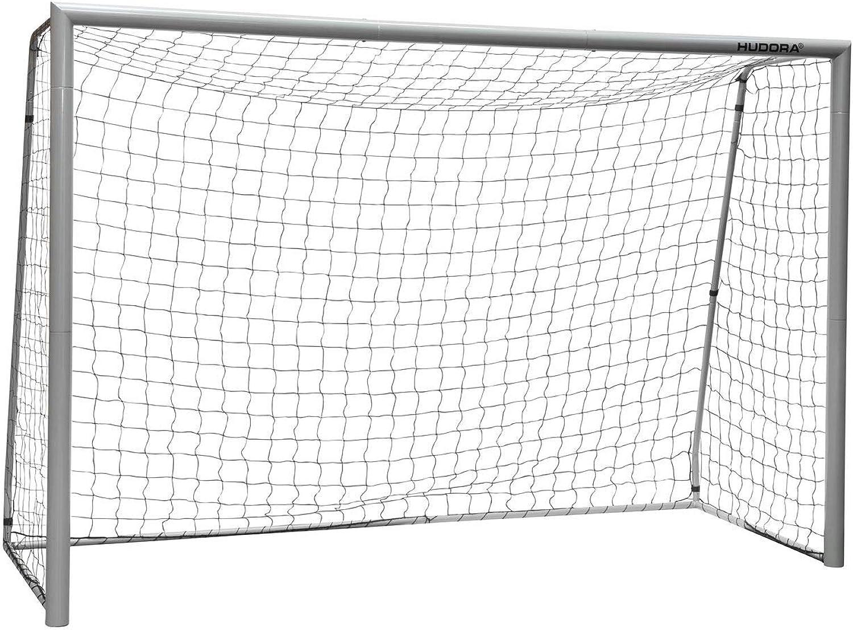 HUDORA Fußballtor Expert 180-300 - - - Garten Fußball-Tor aus Stahl für Kinder, Jugend und Erwachsene ohne Torwand B07K6RTL9W  Charakteristisch 2c2e15