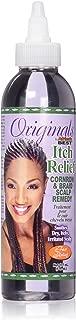 Originals Organics Itch Relief Cornrow & Bald Scalp Remedy 6oz, 6 Oz