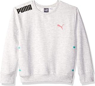 Puma 大女童羊毛套头衫