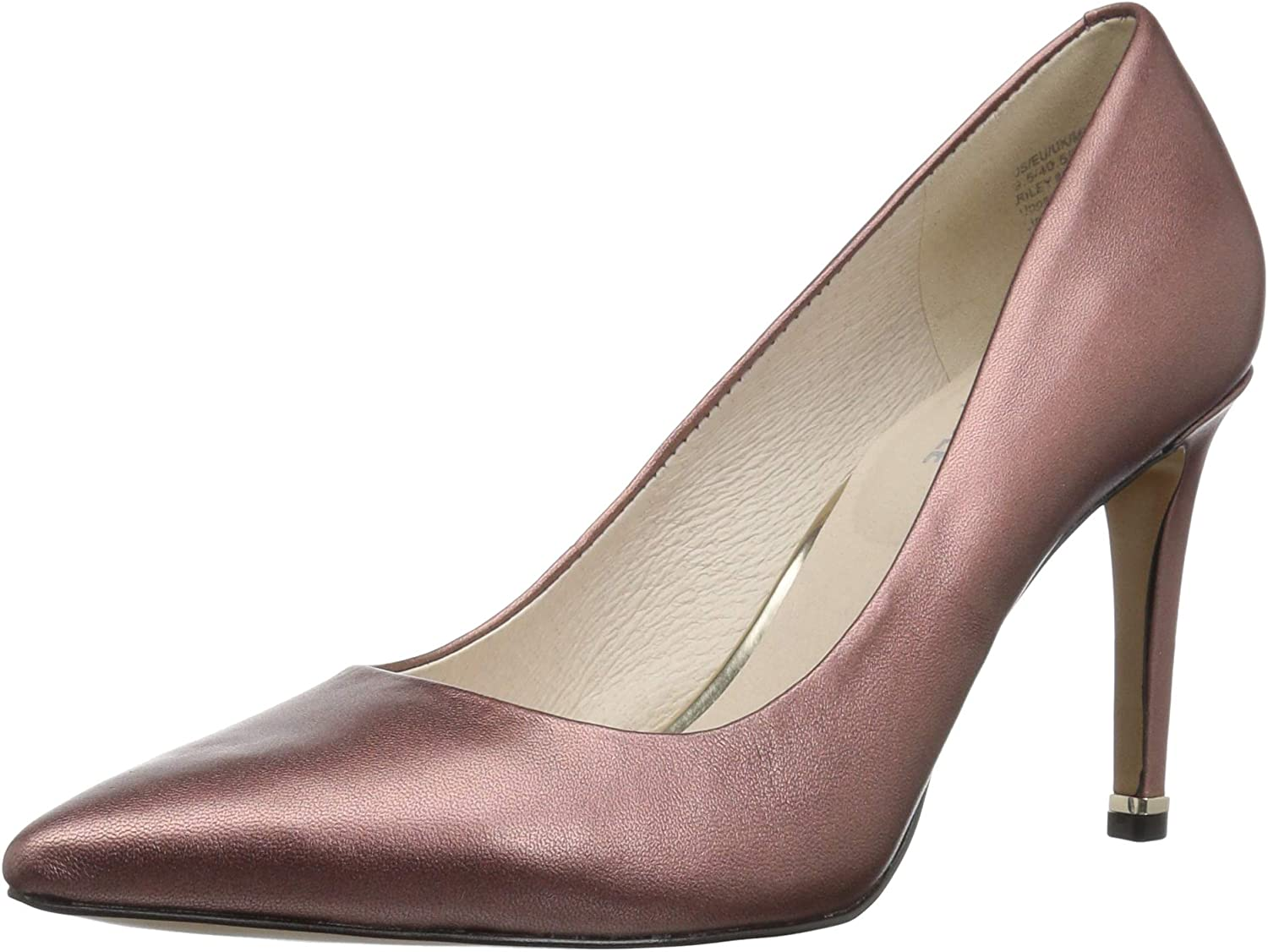 Kenneth Cole New York Womens Riley 85 Mm Pump Pump