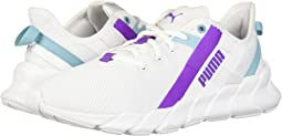 PUMA White/Milky Blue/Royal Lilac
