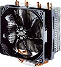 Cooler Master Hyper RR-T4-18PK-R1 CPU Cooler with 4 Direct Contact Heatpipes, INTEL/AMD with AM4 Support (Renewed)