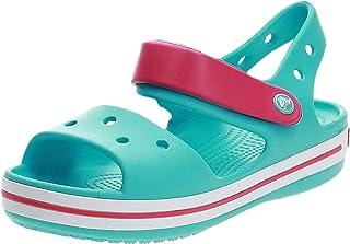 Crocs Crocband Kids, Sandali con Cinturino alla Caviglia Unisex-Bambini