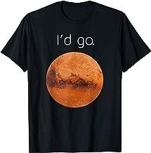 Best mars t shirt Reviews