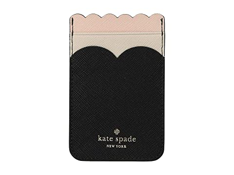 Kate Spade New York Scallop Triple Sticker Pocket