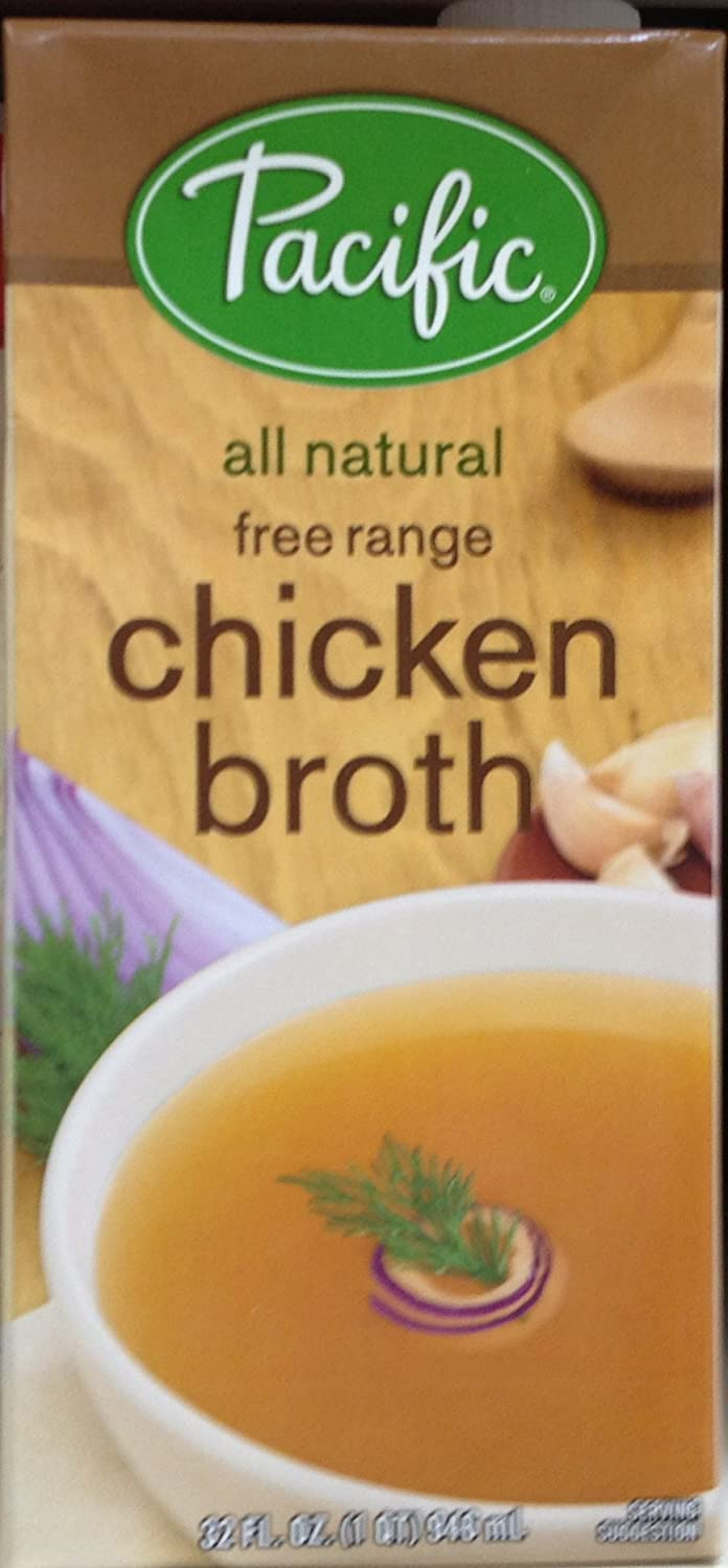 Pacific Foods Broth Chkn Frange