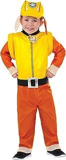 Rubies 's Disfraz oficial Paw Patrol Escombros Kids niños Childs Cartoon TV perro disfraz