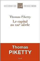 Le Capital au XXIe siècle (Les Livres du nouveau monde) Format Kindle