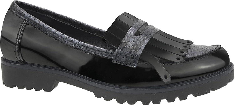 Cipriata Womens Ladies pinklla Skirt Slip On shoes