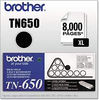Brother TN-650 Toner Cartridge ( Black , 1-Pack )