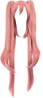 Krul Tepes Cosplay Wig with Two Pigtails