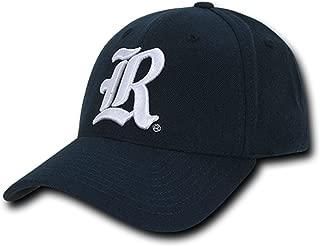 Howard University Bison NCAA Cotton Structured Denim Baseball Ball Cap Hat