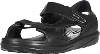 CROC Kids' Swiftwater Expedition Sandal | Water Shoes for Boys, Girls, Toddlers