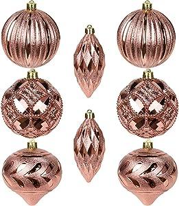 Christmas Ball Ornaments 3.9