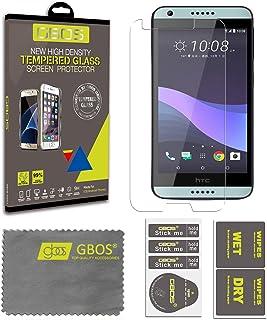 GBOS® Tempered Glass for HTC M10 U Play U11 U11 Life Genuine Screen Protector 3D 9H (HTC U11)