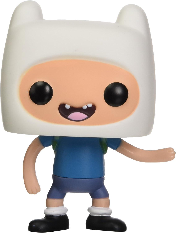 Funko 3058 S1 No POP Vinylfigur  Adventure Time  Finn, Multi