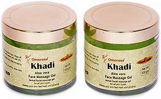 Khadi Aloevera Gel, 200 gm (Pack of 2)