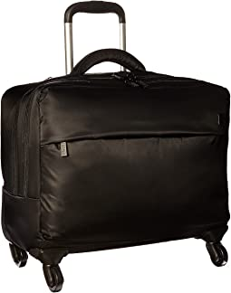 "Plume Business 17"" Spinner Tote"