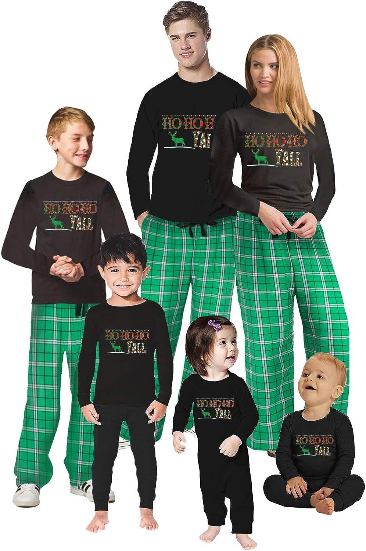 Awkward Styles Family Christmas 5 ☆ very Purchase popular Pajamas Green Yall Ho Set