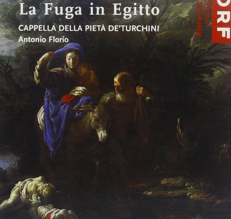 Badia Carlo Agostino C.1672-1738 'La Fuga In Egitto' 'The Flight To Egypt' Oratorio For F