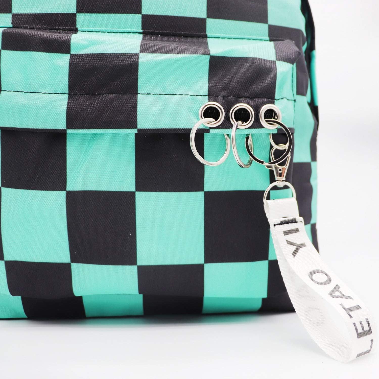 Style-02 Anime Backpack kawaii School Bags Waterproof Travel Backpack Anime Laptop Bagpack Bookbag