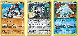 Best regice pokemon card Reviews