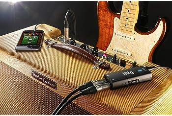 IK Multimedia iRig HD 2 digital guitar interface for iPhone, iPad and Mac (IP-IRIG-HD2-IN)