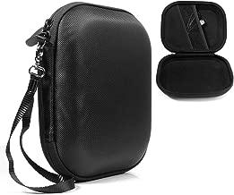 CaseSack Headphone Case for Sony WH1000XM2, MDR1000X, Sennheiser PXC 550, JBL Everest 750, 710, 310, Elite 750NC Headphone, Two Inner mesh Pocket for Cable and Amplifier, Detachable Wrist Strap