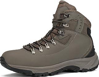 Kwong Wah Men's Waterproof Hiking Shoes Boots