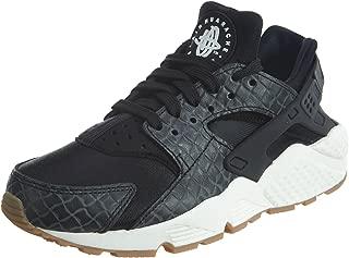 Air Huarache Women's Running Shoes Black/Sail/Gum Medium Brown 683818-011 (10 B(M) US)