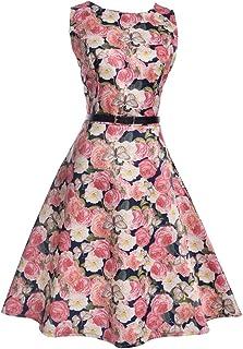 Baabyoo DRESS ガールズ カラー: ピンク
