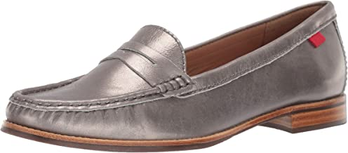 MARC JOSEPH NEW YORK Womens Womens Genuine Leather Made in Brazil East Village Loafer