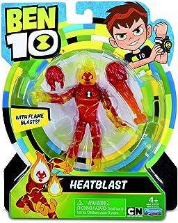 Ben 10–Figure Basic Heatblast