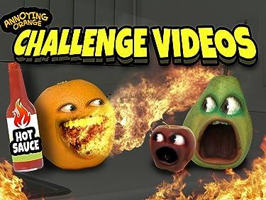 Annoying Orange Challenge Videos