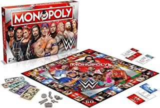 Monopoly WWE Board Game